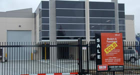 Factory, Warehouse & Industrial commercial property sold at 83A & 83B Yellowbox Drive Craigieburn VIC 3064