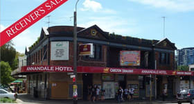 Hotel, Motel, Pub & Leisure commercial property sold at 17-19 Parramatta Road Annandale NSW 2038