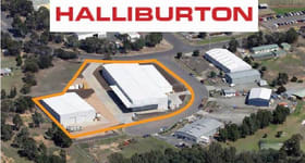 Factory, Warehouse & Industrial commercial property sold at 2-10 Herberte Court Sale VIC 3850
