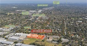 Factory, Warehouse & Industrial commercial property sold at 32/25 Cook Road Mitcham VIC 3132