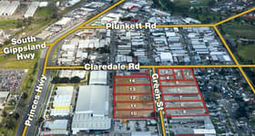 Factory, Warehouse & Industrial commercial property sold at 25 Green Street Doveton VIC 3177