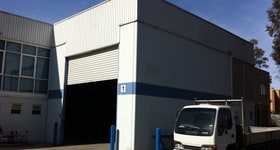 Factory, Warehouse & Industrial commercial property sold at 1/46 Aero Road Ingleburn NSW 2565