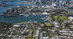 Development / Land commercial property sold at 357 Glebe Point Road Glebe NSW 2037