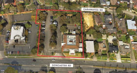 Development / Land commercial property sold at UNDEROFFER/534 - 540 Doncaster Road Doncaster VIC 3108