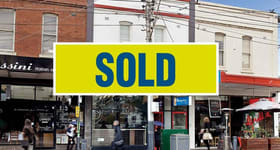 Shop & Retail commercial property sold at 215 & 215A Glenferrie Road Malvern VIC 3144