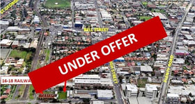 Development / Land commercial property sold at 7 Warr's Avenue Preston VIC 3072