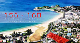 Development / Land commercial property sold at 156 - 160 Terrigal Drive Terrigal NSW 2260