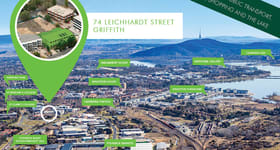 Development / Land commercial property sold at 74 Leichhardt Street Griffith ACT 2603