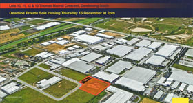 Development / Land commercial property sold at Lot 10/46-50 Thomas Murrell Crescent Dandenong South VIC 3175