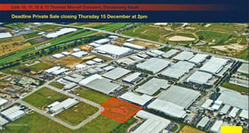 Development / Land commercial property sold at Lot 11/46-50 Thomas Murrell Crescent Dandenong South VIC 3175