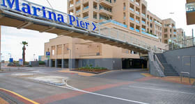 Medical / Consulting commercial property for lease at Marina Pier, Holdfast Shores Glenelg SA 5045