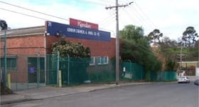 Factory, Warehouse & Industrial commercial property sold at 71 Mcclure Street Thornbury VIC 3071