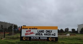 Development / Land commercial property sold at 50 Allied Drive Tullamarine VIC 3043