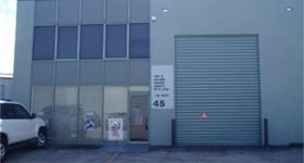 Factory, Warehouse & Industrial commercial property sold at 45/566 Gardeners Road Alexandria NSW 2015