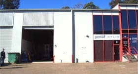 Factory, Warehouse & Industrial commercial property sold at 5/20-30 Stubbs St Silverwater NSW 2128