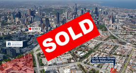 Development / Land commercial property sold at 33-35 Arden Street North Melbourne VIC 3051