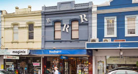 Shop & Retail commercial property sold at 185 Glenferrie Road Malvern VIC 3144