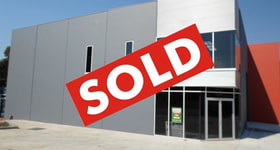Factory, Warehouse & Industrial commercial property sold at Unit 4/38-40 Lakeside Drive Broadmeadows VIC 3047