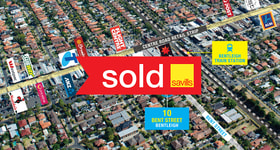 Development / Land commercial property sold at 10 Bent Street Bentleigh VIC 3204