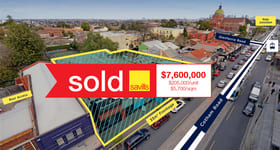 Development / Land commercial property sold at 140-142 Cotham Road Kew VIC 3101