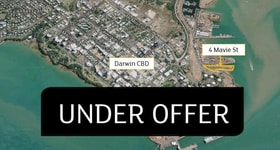 Factory, Warehouse & Industrial commercial property sold at 4 Mavie Street Darwin City NT 0800