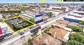 Development / Land commercial property sold at 388-394 Hawthorn Road Caulfield South VIC 3162