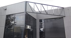 Factory, Warehouse & Industrial commercial property sold at 42 Trade Place Coburg VIC 3058