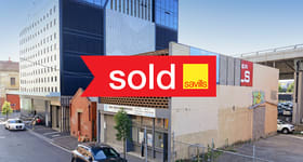 Development / Land commercial property sold at 35-37 Hancock Street Southbank VIC 3006
