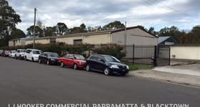 Factory, Warehouse & Industrial commercial property sold at 45-49 Justin Street Smithfield NSW 2164