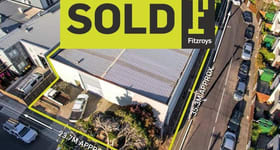 Factory, Warehouse & Industrial commercial property sold at 16-20 Clarke Street Brunswick East VIC 3057