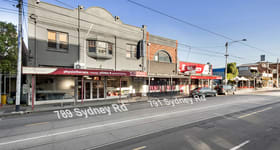 Shop & Retail commercial property sold at 789 & 791 Sydney Road Brunswick VIC 3056