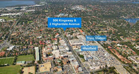 Development / Land commercial property sold at 506 Kingsway Miranda NSW 2228