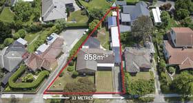 Development / Land commercial property sold at 21 Whitehorse Road Blackburn VIC 3130