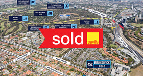 Development / Land commercial property sold at 452 Brunswick Road Brunswick West VIC 3055
