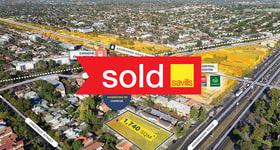 Development / Land commercial property sold at 1110-1112 Dandenong Road Carnegie VIC 3163