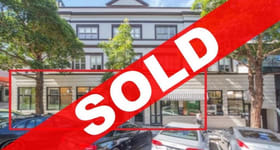Shop & Retail commercial property sold at Shop 1 & 2/50-54 Bayswater Road Rushcutters Bay NSW 2011