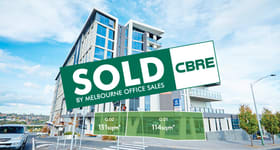 Offices commercial property sold at G.01 & G.0/774 Toorak Road Glen Iris VIC 3146