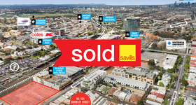 Development / Land commercial property sold at 94-104 Buckley Street Footscray VIC 3011