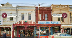 Shop & Retail commercial property sold at 382 & 384 Rathdowne Street Carlton North VIC 3054