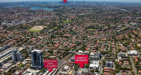 Development / Land commercial property sold at 7-9 Burleigh Street Burwood NSW 2134