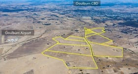 Development / Land commercial property sold at Southern Distribution Park Goulburn NSW 2580
