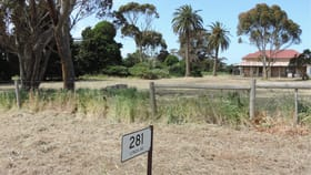Rural / Farming commercial property for sale at 281 Lynch Road Coonawarra SA 5263