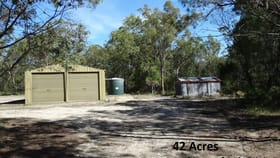 Rural / Farming commercial property for sale at 99 Capricornia Drive Deepwater QLD 4674