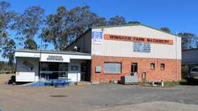 Showrooms / Bulky Goods commercial property for sale at 11 Industrial Close Wingham NSW 2429