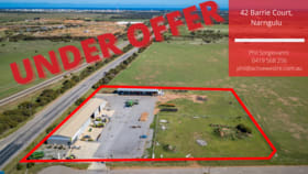 Showrooms / Bulky Goods commercial property for sale at 42 Barrie Court Narngulu WA 6532