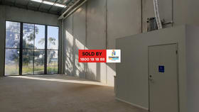 Showrooms / Bulky Goods commercial property sold at Laverton North VIC 3026