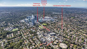 Development / Land commercial property for sale at 318 Mowbray Road Artarmon NSW 2064