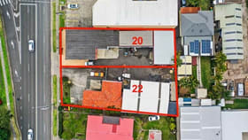Factory, Warehouse & Industrial commercial property for sale at Wollongong NSW 2500