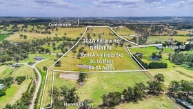 Rural / Farming commercial property for sale at 102A Killara Road Gruyere VIC 3770