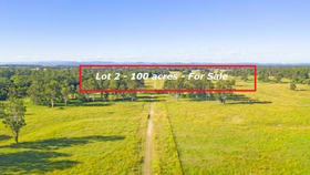 Rural / Farming commercial property for sale at Lot 2/395 Mongogarie Road Leeville NSW 2470